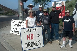 Drones Are Controversial But Profitable For San Diego