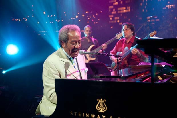 Legendary New Orleans songwriter Allen Toussaint hits the AUSTIN CITY LIMITS ...