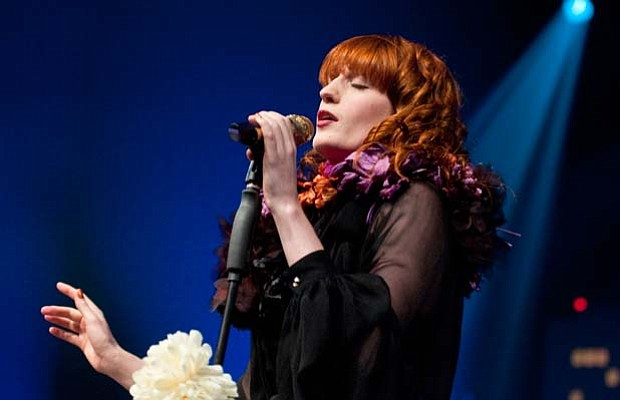 Bluesy singer Florence showcases her LP