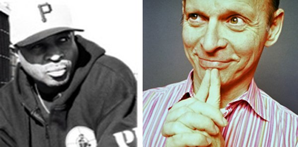 Chuck D and Wayne Kramer are guest speakers at this year's San Diego Music Thing.