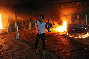 U.S. Ambassador To Libya, Three Other Americans Killed In Benghazi Attack