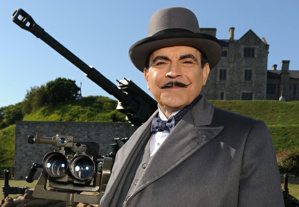 David Suchet returns as suave Belgian super sleuth Hercule Poirot in three mysteries based on the novels by Agatha Christie.