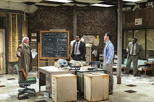 La Jolla Playhouse Stages Mamet's Classic 'Glengarry Glen Ross'