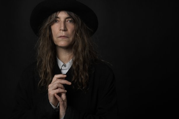 Writer, performer and visual artist Patti Smith in 2007.