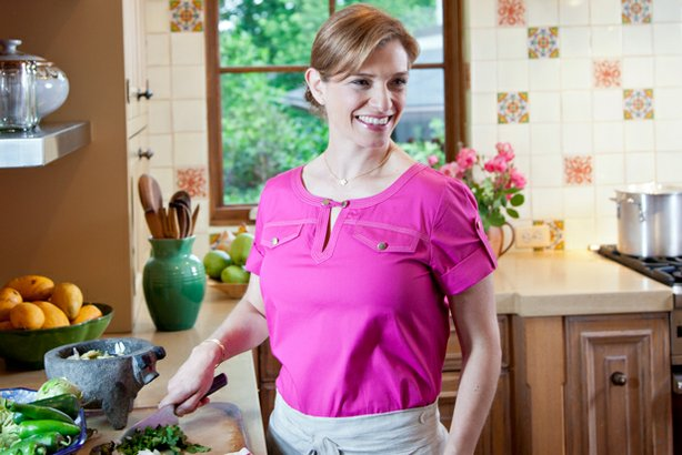 In season two of the public television cooking series PATI'S MEXICAN TABLE, host Pati Jinich (pictured) visits her favorite south-of-the-border spots to uncover French twists on Mexican cooking, easy comfort food, fun birthday party treats, spicy tequila concoctions and hearty, back-to-basics meals.