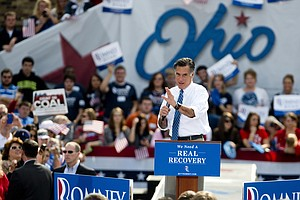 Poll: Romney Has Large Lead In Rural Swing Counties