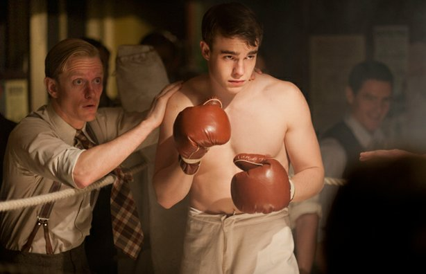 Neil Jackson as Harry Spargo and Nico Mirallegro as Johnny Proude. Harry's de...
