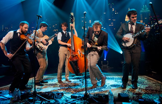 Punch Brothers showcase their latest album,