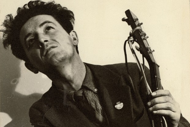Woody Guthrie. Though Guthrie lived to just 55, his music, prose and poetry c...