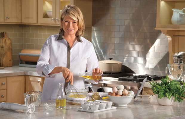 Follow Martha's step-by-step instructions for making mayonnaise, then use it ...