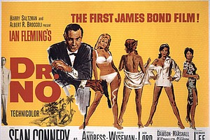 Midday Movies: Bond. James Bond.