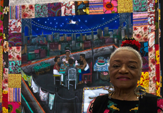 faith ringgold Before you leave keep in touch by subscribing to news and updates from saam and renwick gallery.