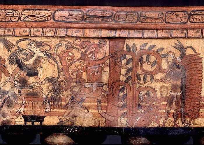 Ancient Mayans were the first to use chocolate.