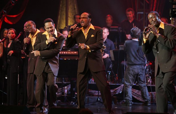 The Four Tops return with classic 60s hits on