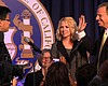 Filner Sworn In As San Diego's 35th Mayor