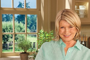 MARTHA STEWART'S COOKING SCHOOL: Preserving