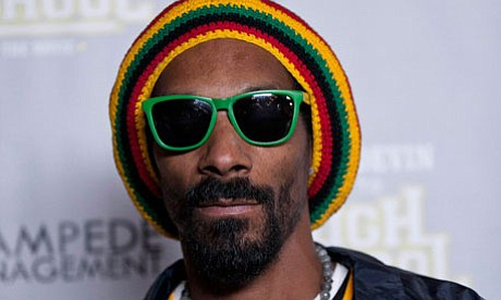 The rapper formerly known as Snoop Dogg adopted the name Snoop Lion after a t...