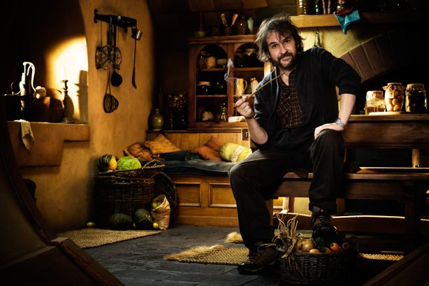 Filmmaker Peter Jackson returns to Middle Earth to create a prequel trilogy t...