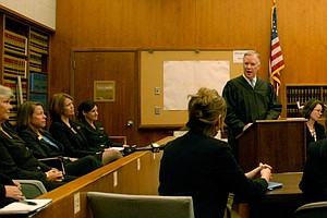 Veterans Court Study Proves Encouraging for Organizers
