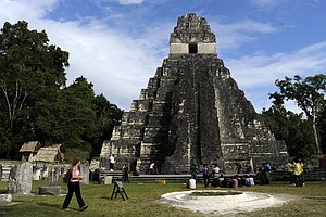Maya Expert: The 'End Of Times' Is Our Idea, Not The Ancients'