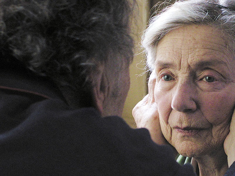 Emmanuelle Riva received a best actress nomination and Michael Haneke receive...