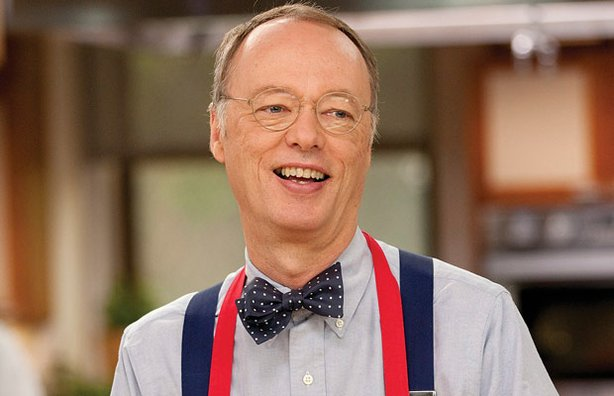 Host Christopher Kimball (pictured) and the cast of AMERICA'S TEST KITCHEN FR...