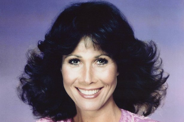 "Michele Lee of ""Knots Landing,"" the longest-running primetime soap (14 years)."