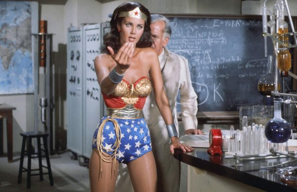 Lynda Carter's portrayal of Wonder Woman was a breakthrough for female superheroes on TV.