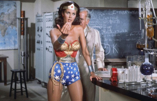 Lynda Carter's portrayal of Wonder Woman was a breakthrough for female superh...