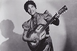 AMERICAN MASTERS: Sister Rosetta Tharpe: The Godmother Of Rock & Roll