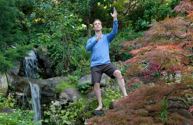 Master Qi Gong instructor Lee Holden
