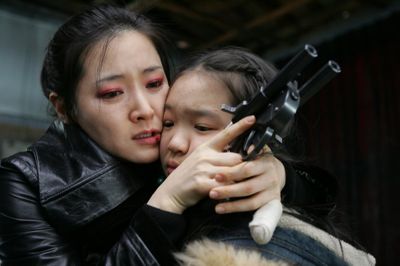 Image result for oldboy sympathy for lady vengeance