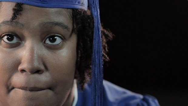 Raven Quattlebaum, 17, was not only accepted to college but received a schola...