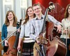Young Quintet Honors Parents Memory Through Music