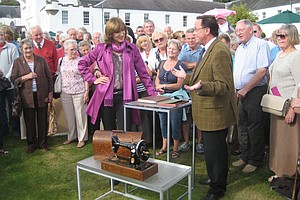 ANTIQUES ROADSHOW: Blair Castle