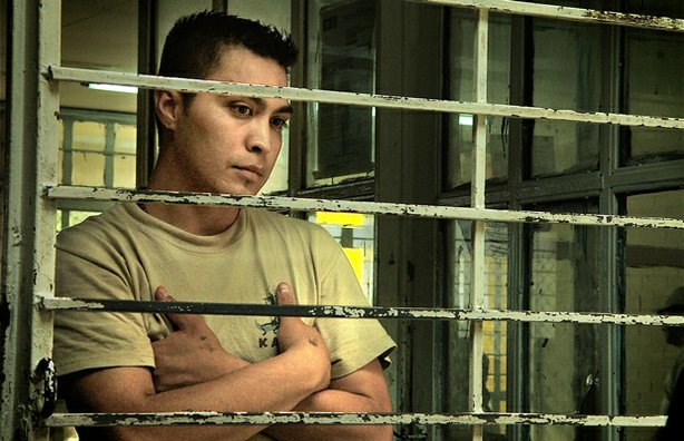 "Antonio ""Toño"" Zuñiga in a Mexican prison after being wrongfully accused of m..."