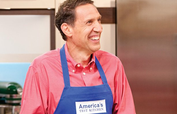 Tasting expert Jack Bishop (pictured) challenges host Christopher Kimball to ...