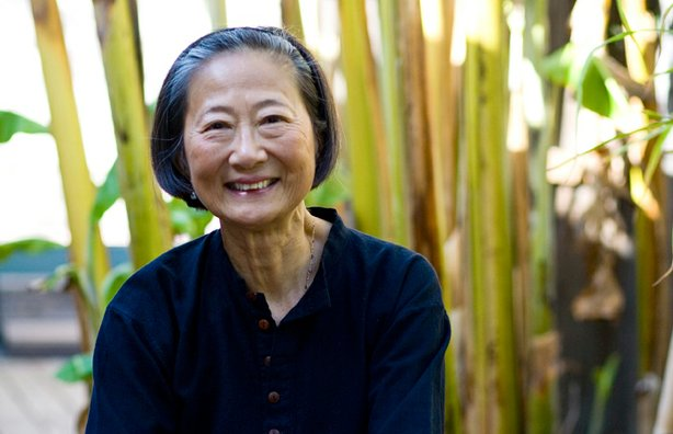 Join noted local cook, author and restaurant owner Su-Mei Yu (pictured) as she explores and cooks her way around San Diego while sharing captivating tales of our culinary bounty.