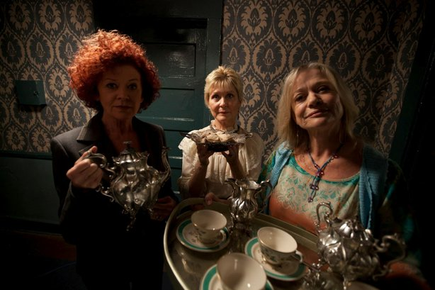 Patricia Quinn, Dee Wallace, and Judy Geeson are by far the best part of Rob ...