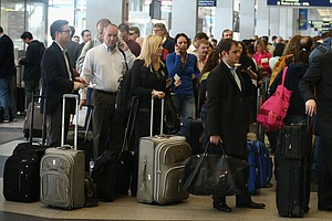 Flight Delays Expected In San Diego As Sequestration Cuts...