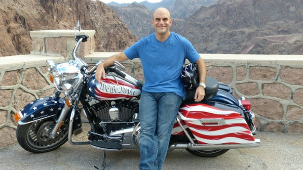"Peter Sagal, host of NPR's ""Wait, Wait … Don't Tell Me,"" travels cross-countr..."