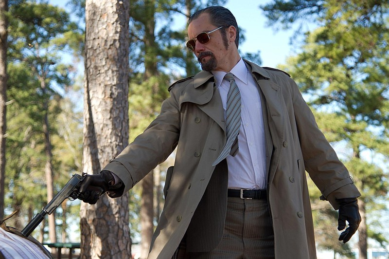 Michael Shannon stars as real life killer Richard Kuklinski in