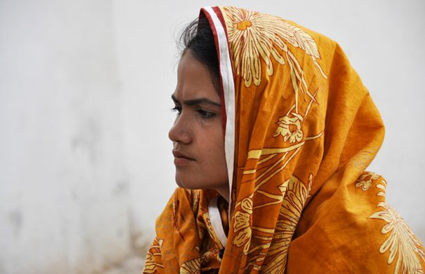 When Pakistani teenager Kainat Soomro (pictured), accused four men of gang ra...