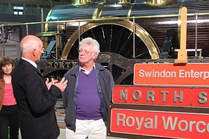 ANTIQUES ROADSHOW: Swindon 2