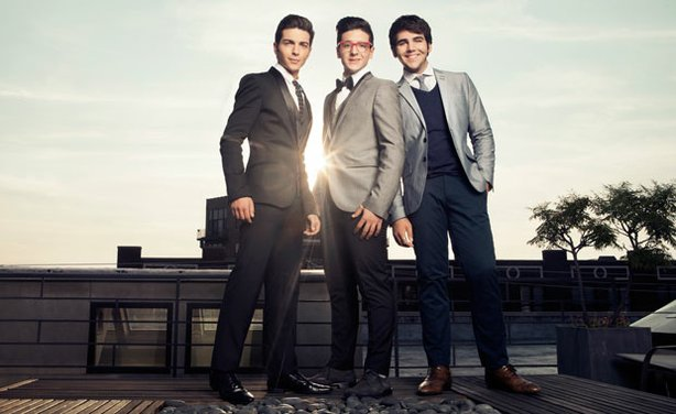 Il Volo, the Italian trio, returns to PBS with their second special filmed at...