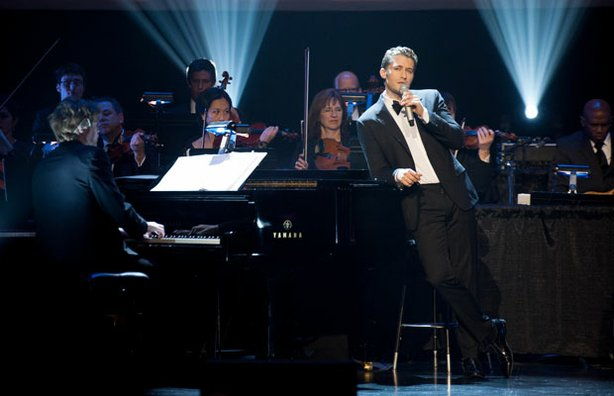 Singer, dancer and performer Matthew Morrison puts his energetic, creative st...