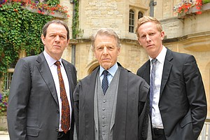 MASTERPIECE MYSTERY! Inspector Lewis, Series VI