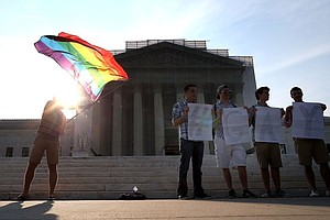 Supreme Court Rules On Same-Sex Marriage, But What Does I...