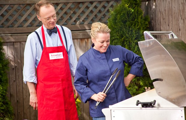 Host Christopher Kimball and chef Julia Collin Davison uncover the secrets to...