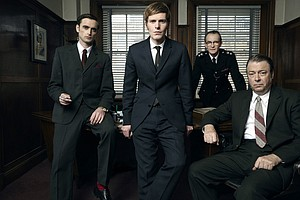 MASTERPIECE MYSTERY! Endeavour, Season I